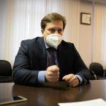 Глава алтайского минздрава получил медаль за борьбу с коронавирусом