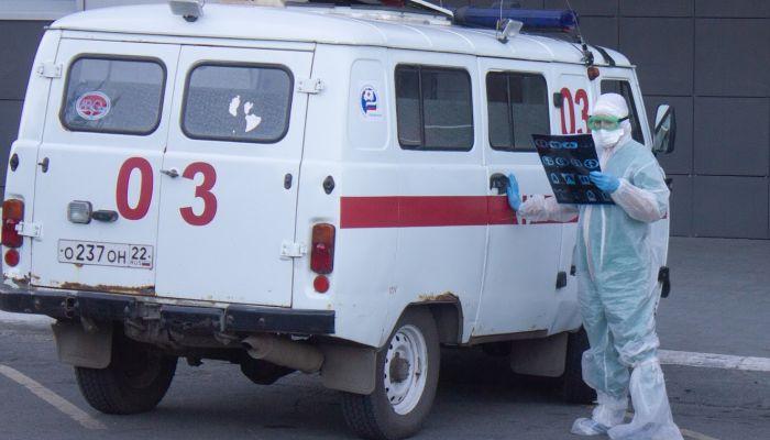 В Барнауле медики выявляют осложнения у детей, переболевших COVID-19