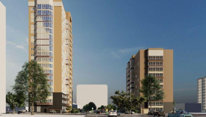 На ул. Советской Армии  разморозили проект по смене ветхого жилья на новые дома