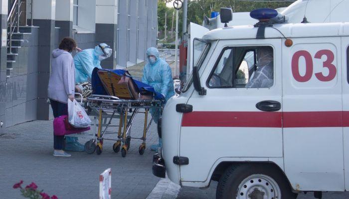 2,5 тысячи больных коронавирусом умерли в Алтайском крае с начала пандемии
