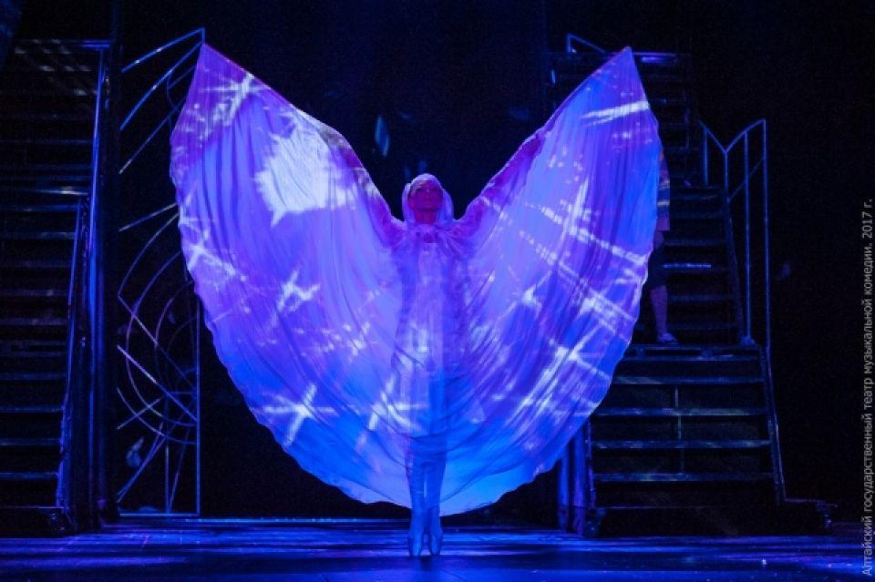 Спектакль Синяя Птица