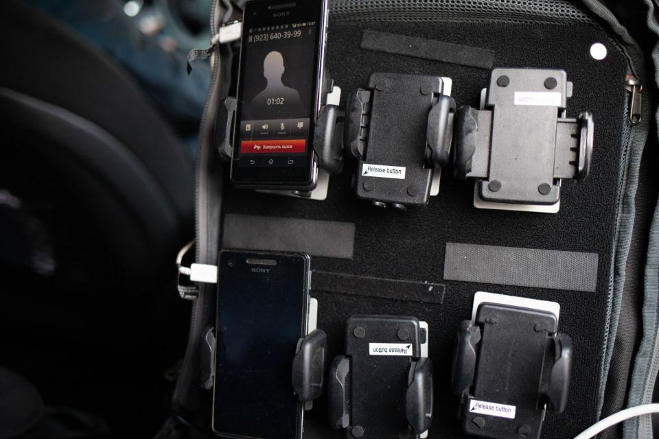 Какой высоты бывают вышки мобильной связи и почему у них такой цвет?