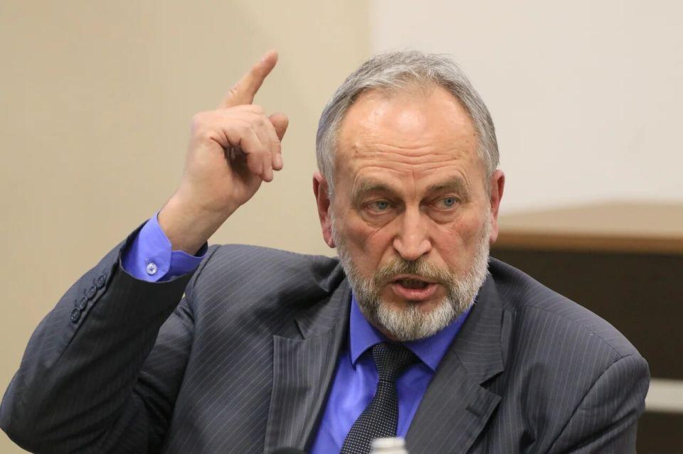 Член градостроительного совета Сергей Боженко