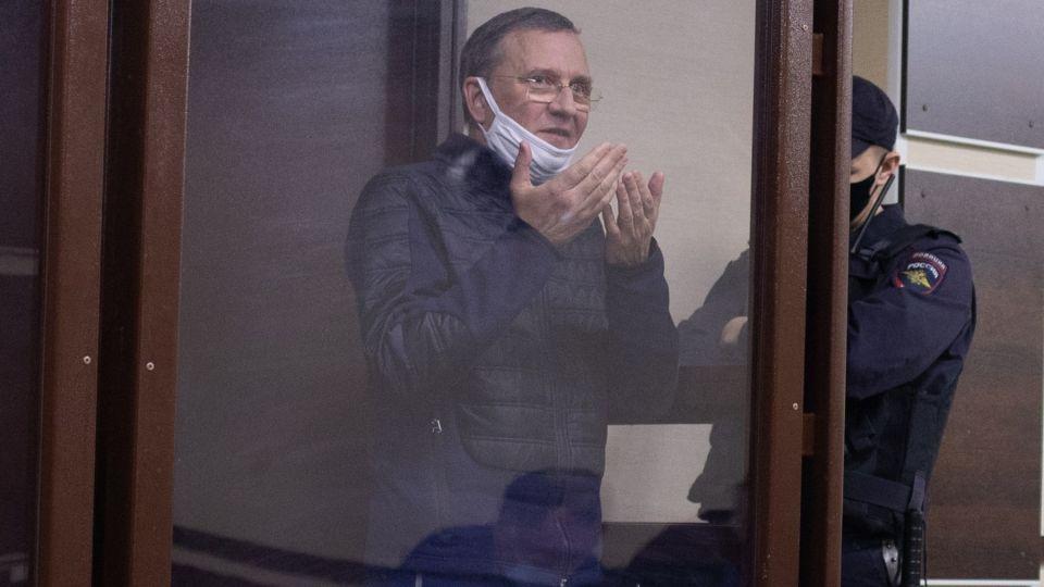 Бывший вице-мэр Барнаула Сергей Дёмин.