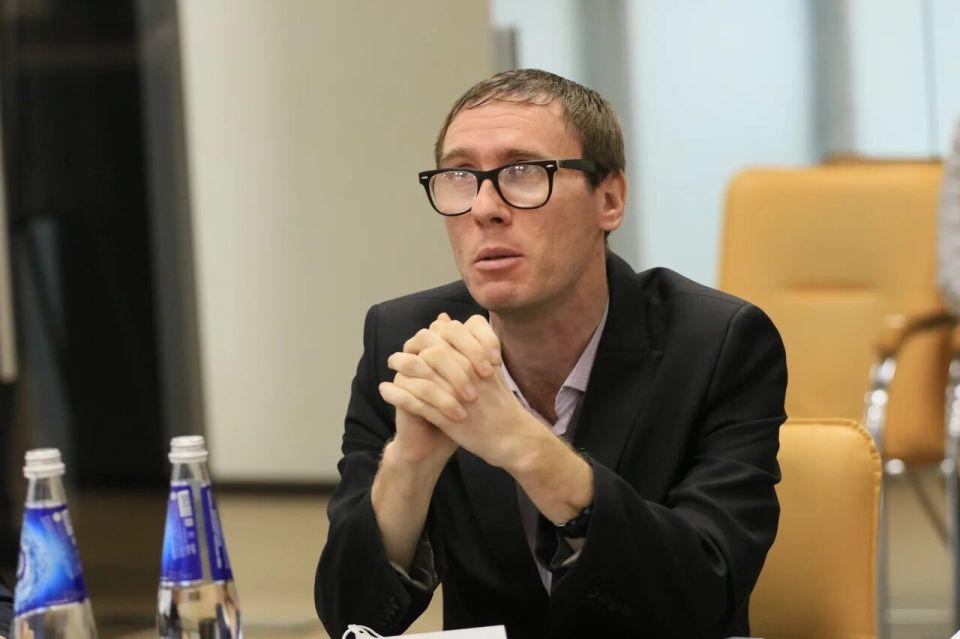 Данил Дегтярев, историк, общественник