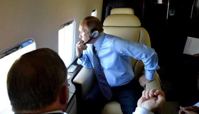 Владимир Путин решил привиться от коронавируса 23 марта