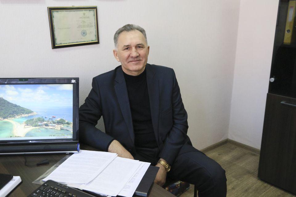 Алексей Белобородов.
