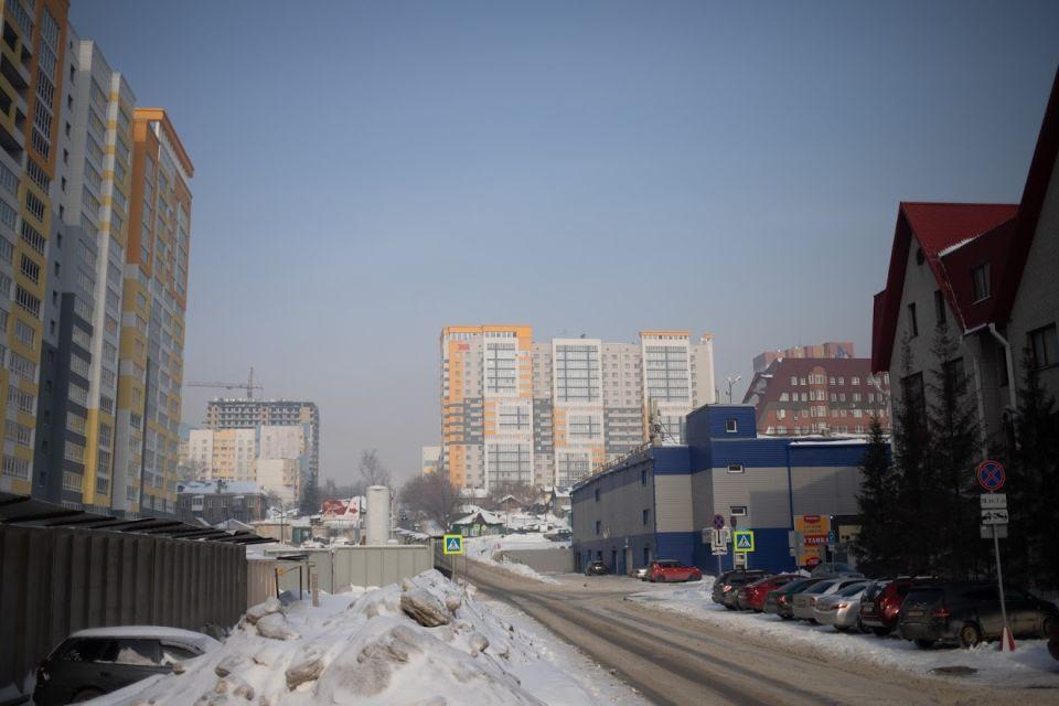 Ул. Ядринцева в Барнауле