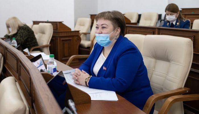 Мэрия внесет в резерв пожелавшую возглавить Октябрьский район Боровикову
