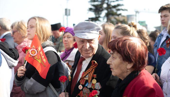 В Бийске определились с программой празднования Дня Победы