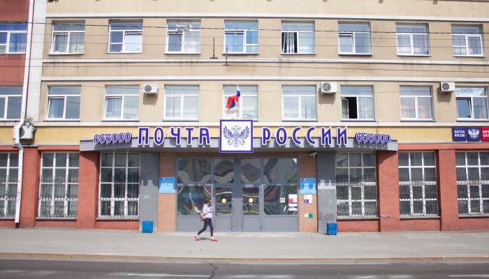 Почта России прокомментировала забастовку водителей в Барнауле