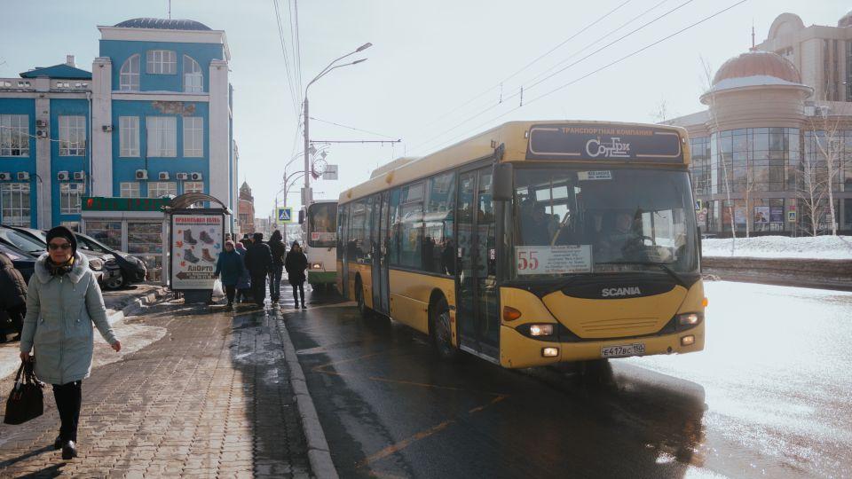 Автобусы. Общественный транспорт
