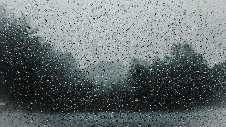 Капли. Дождь. Стекло