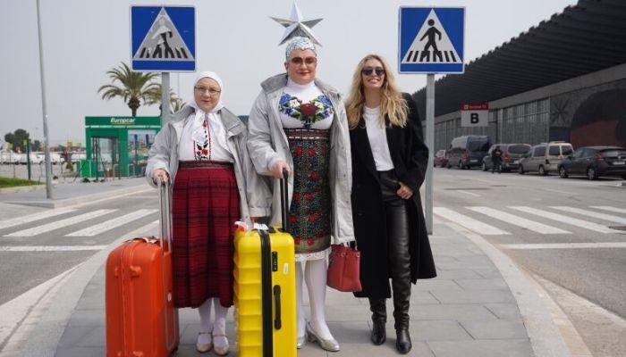 Верка Сердючка и Вера Брежнева стали ведущими Орла и решки