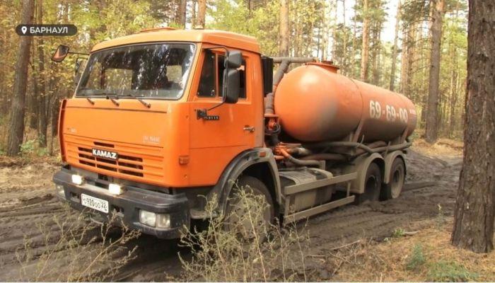 Барнаул тонет в нечистотах из-за дефицита точек слива жидких бытовых отходов