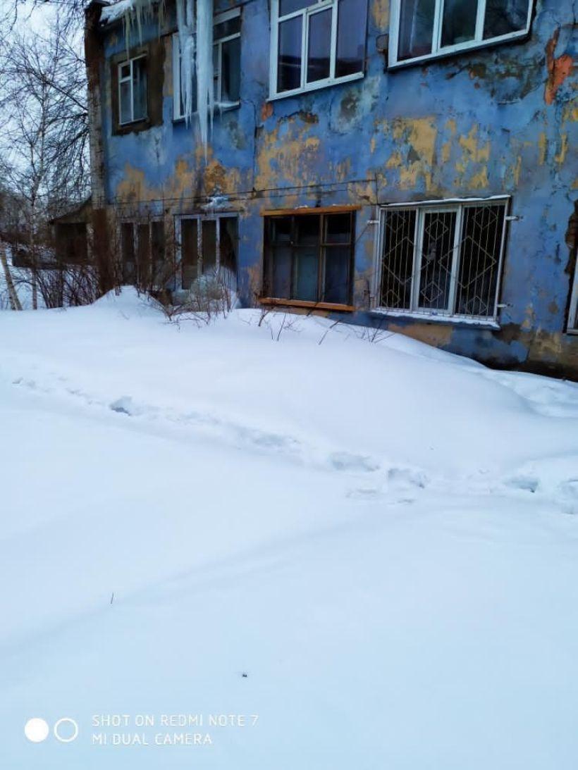 Бийск. Дом Фото:Инцидент. Бийск