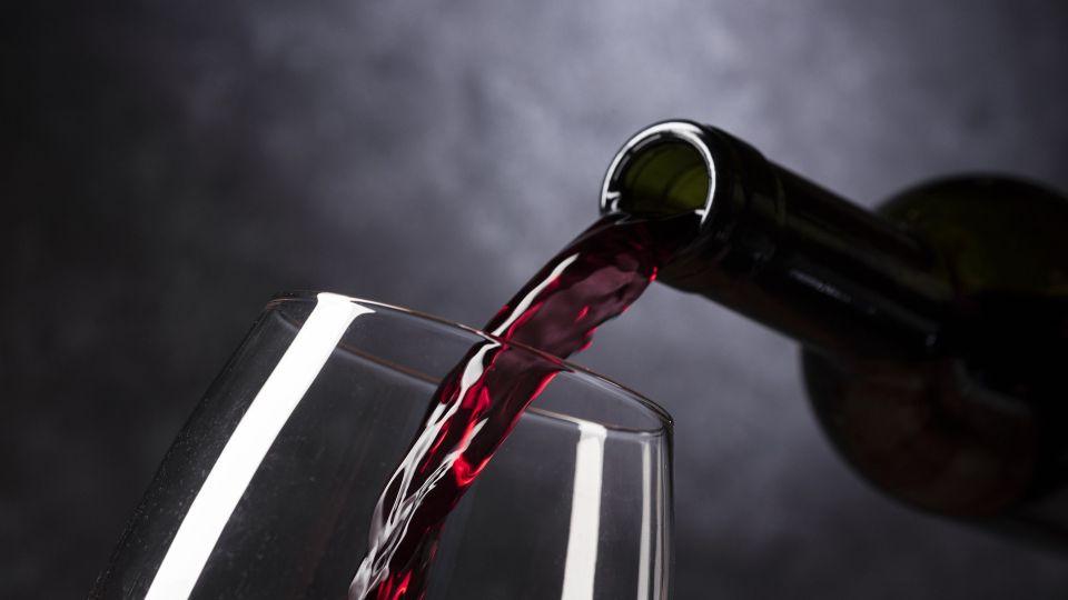 Вино. Бокал