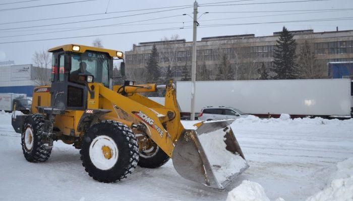 Мэр Барнаула потребовал ужесточить контроль за уборкой снега