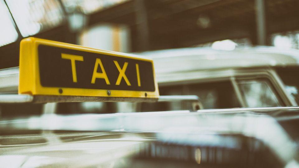 Такси. Автомобиль