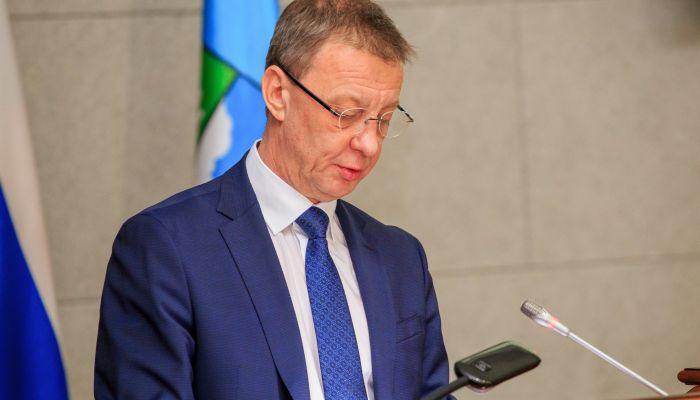 Тыква, траур и Америка: мэр Барнаула отчитался о работе за 2020 год