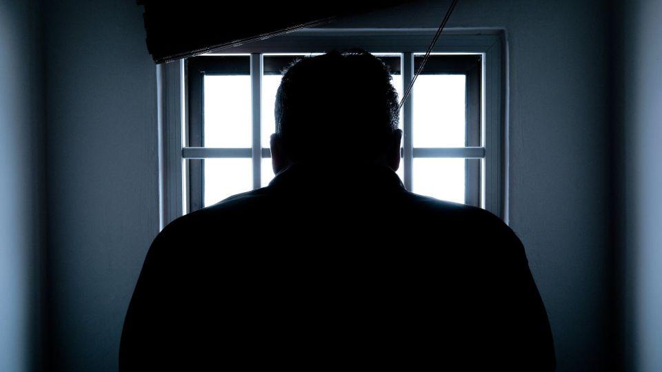 Преступник. Тюрьма