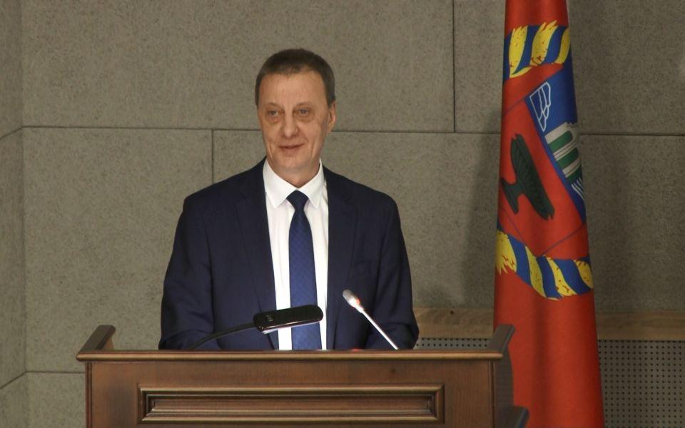 Отчет главы Барнаула о работе за 2020 год приняли с замечаниями