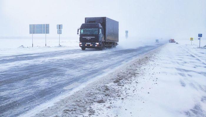В Алтайском крае открыли дороги после мощного шторма