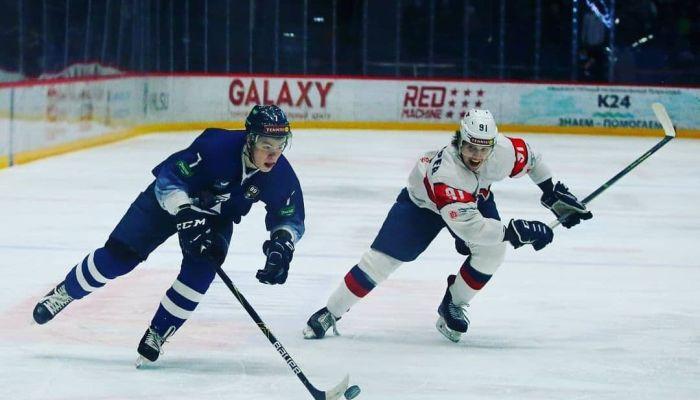 Динамо-Алтай отыгралось за поражение во втором матче с Красноярскими Рысями
