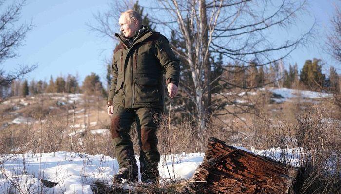 Песков рассказал о любви Владимира Путина к Сибири