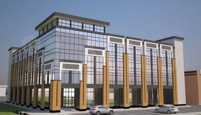 Офисная лихорадка: в Индустриальном районе Барнаула опять строят бизнес-центр