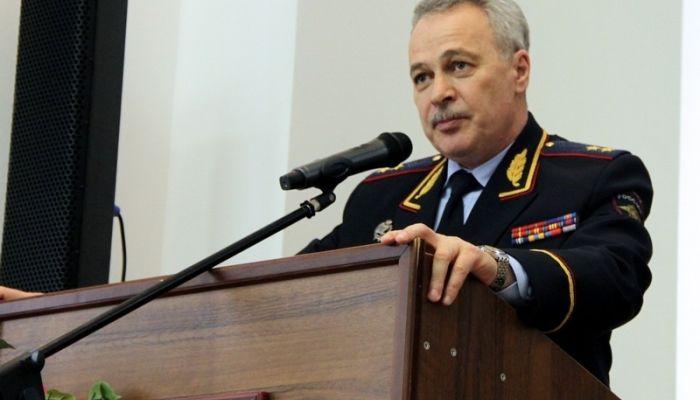 Бывший главный полицейский Алтая получил новую должность