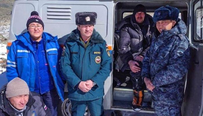 Московский турист пострадал во время похода по горам Алтая