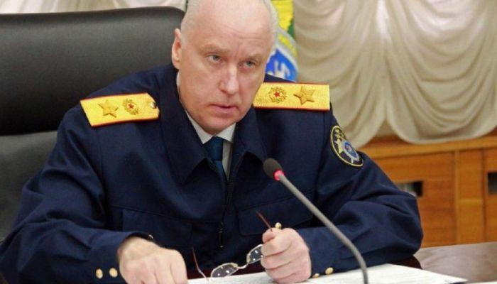 Бастрыкин потребовал от Томенко лично контролировать жилищные права сирот