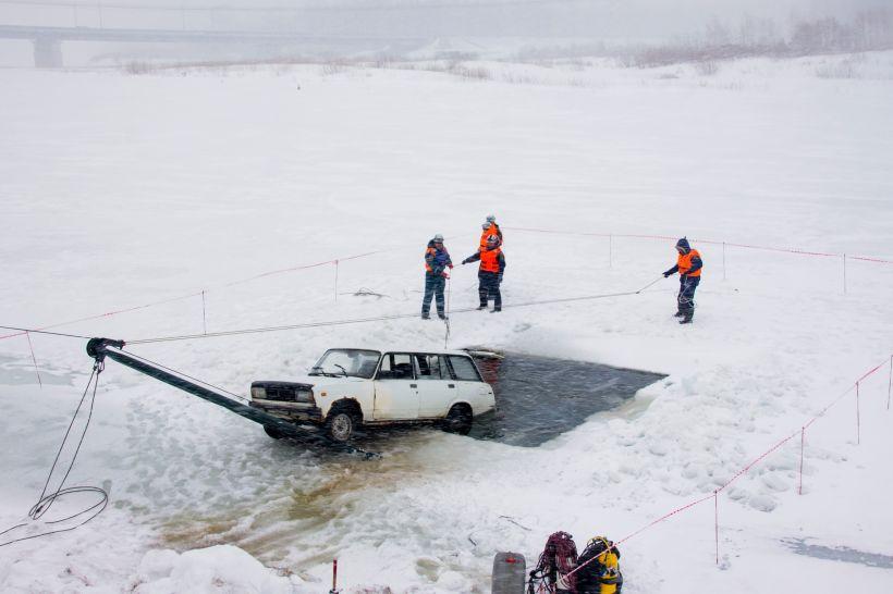 МЧС готовится к возможному паводку  Фото:Виталий Барабаш