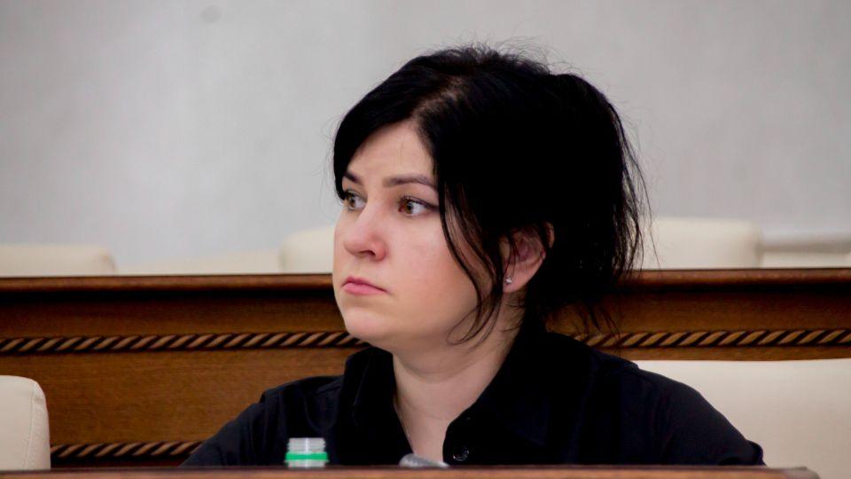 Мария Прусакова