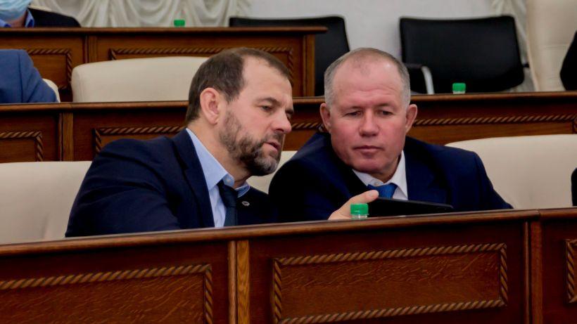 Вадим Смагин и Сергей Бенслер Фото:Виталий Барабаш