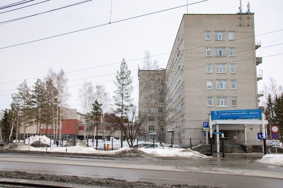 Ковидный госпиталь. РТП