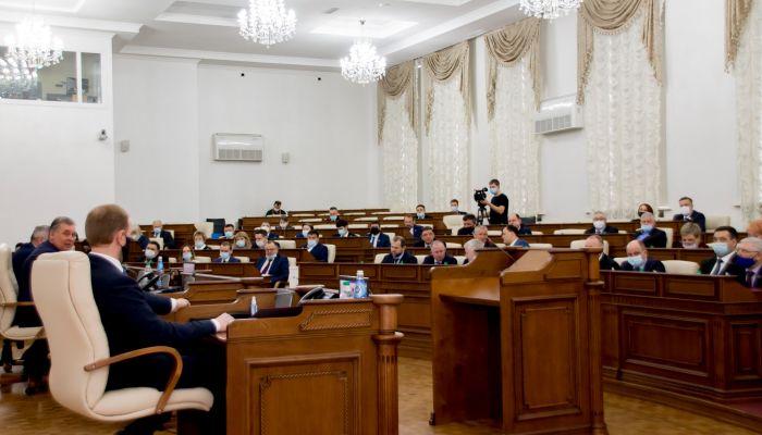 Зажигалки, патенты, льготы: что решили депутаты на сессии в марте 2021 года