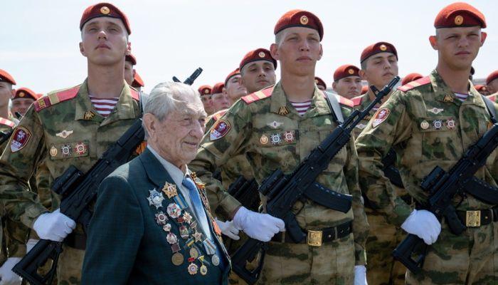 Когда поздравлять войска нацгвардии с их профессиональным днем
