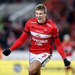 Барнаульский футболист стал лучшим игроком РПЛ в марте