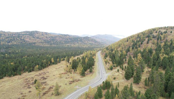 Два перевала Чуйского тракта сделают безопасными для автомобилистов