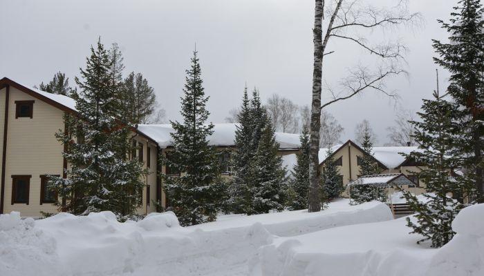 В туркластере Белокуриха горная газифицировали первую гостиницу