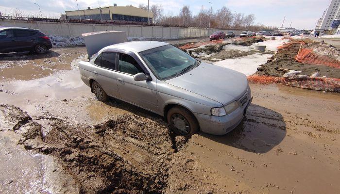 Алтайский губернатор поставил двойку чиновникам за разбитые дороги