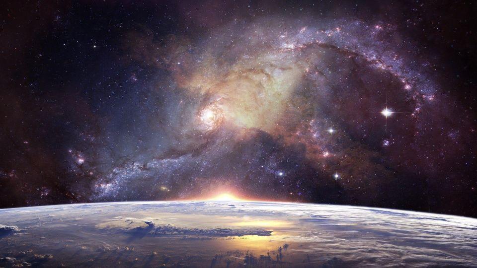 Звезды. Млечный Путь