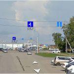 В Барнауле изменится режим работы светофоров на Солнечной Поляне
