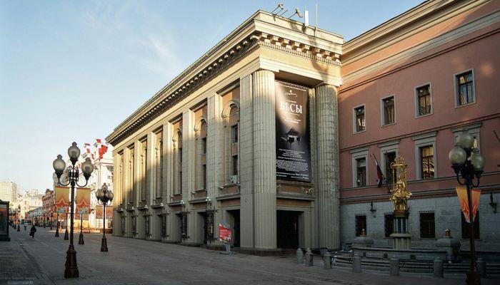 В Барнаул со спектаклями приедут именитые актеры московского театра