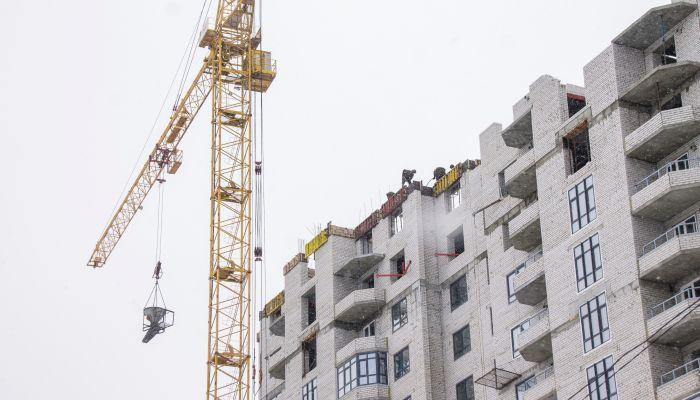В феврале 2021 года в Алтайском крае на 36% провалился ввод жилья