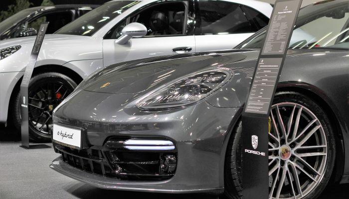 Подержанные Porsche и Audi на Алтае оказались одними из самых дорогих