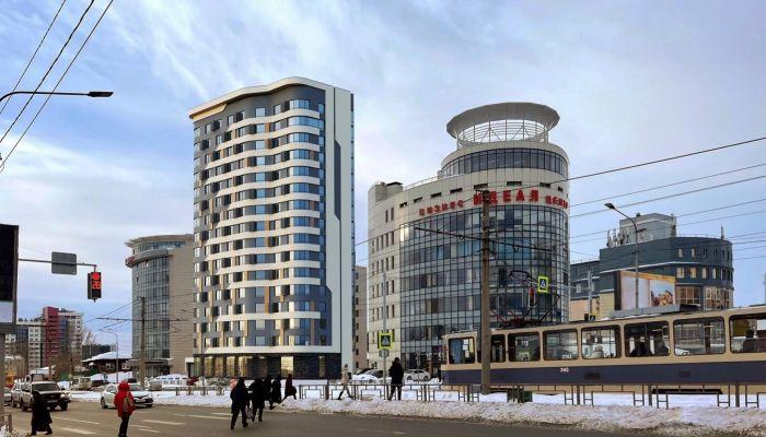 Градосовет Барнаула отмёл проект жилого дома от компании Мария-Ра