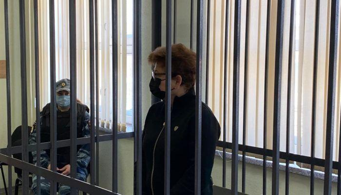 Суд отправил Стеллу Штань в СИЗО на два месяца по делу о мошенничестве